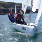 Youth Sailing Week fun