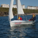 Dinghy Sailing Level 2 course