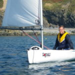 RYA Level 2 course, the race is on
